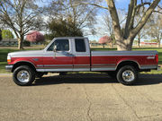 1997 Ford F-250XLT Extended Cab Pickup
