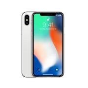 Apple iPhone X 64GB Silver-New-Original, Unlocked Phone jkjl